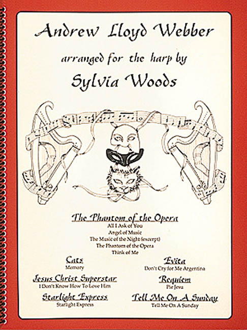 The Essential Andrew Lloyd Webber Collection By Woods, Sylvia (ADP)/ Lloyd Webber, Andrew (COM)